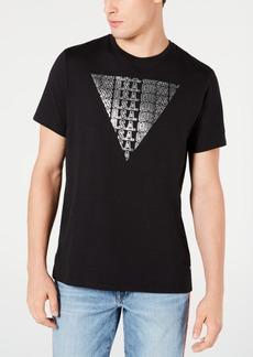 Guess Men's 3D-Effect Logo T-Shirt