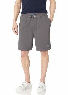 GUESS Men's Active Logo Drawstring Shorts
