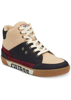 Guess Men's Annex High Top Sneakers Men's Shoes