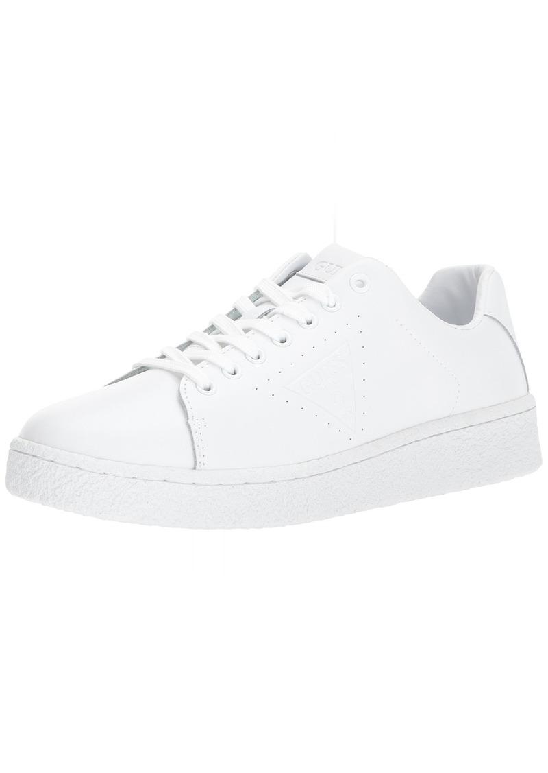 GUESS Men's Athos Sneaker   Medium US