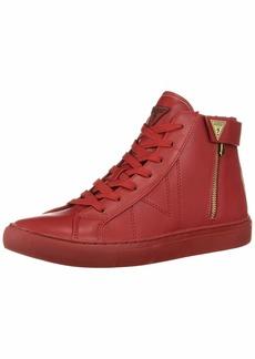 GUESS Men's BAGO Sneaker   M US