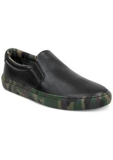 Guess Men's Bello Camo Slip-Ons Men's Shoes