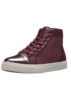 Guess Men's Boden Sneaker red 7.5 Medium US