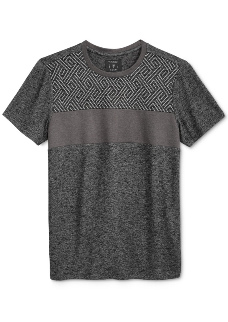 Guess Men's Burton Colorblocked T-Shirt