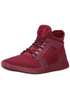 GUESS Men's Caleb Sneaker   Medium US