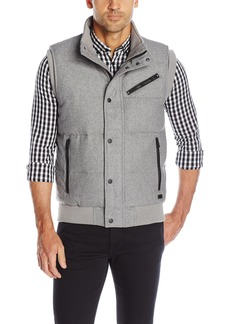 GUESS Men's Carter Quilted Vest  M