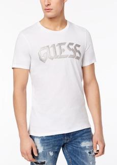 Guess Men's Caviar Metallic Logo-Print T-Shirt
