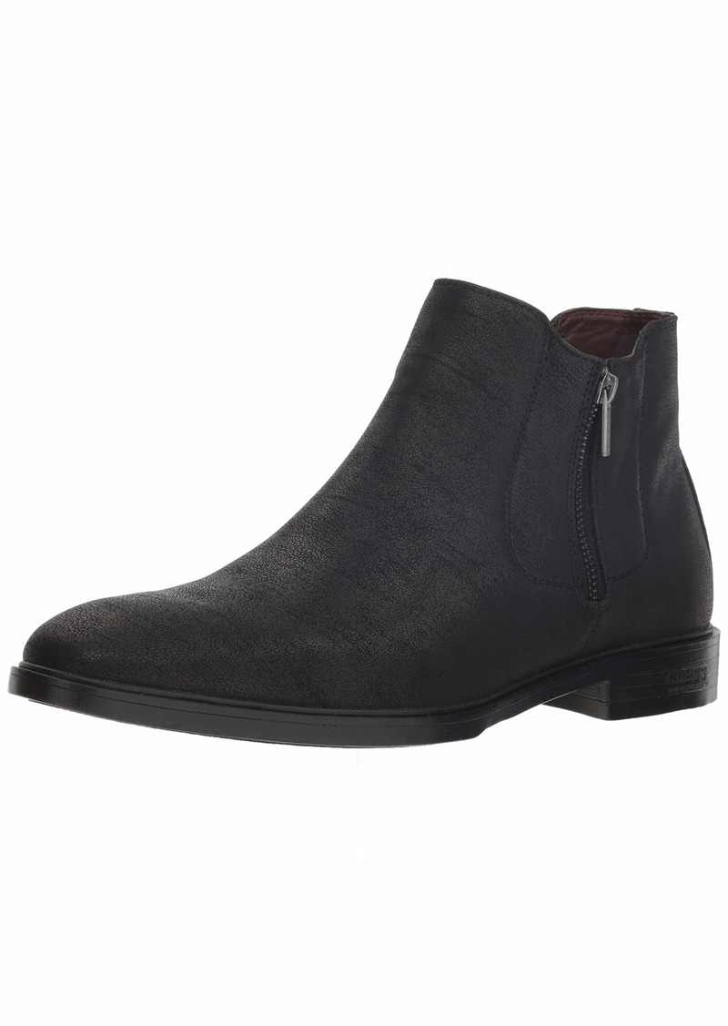 GUESS Men's Cillian Chelsea Boot   M US