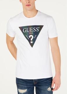 Guess Men's Color Shades Logo T-Shirt