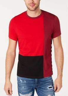 Guess Men's Colorblocked T-Shirt
