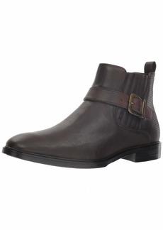 Guess Men's CORIO Chelsea Boot Brown