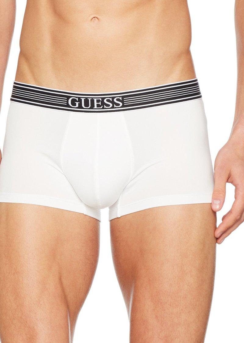GUESS Men's Cotton Modal Boxer Trunks  XL