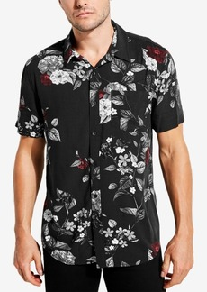 Guess Men's Dark Garden Shirt