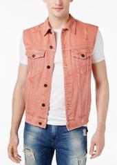 Guess Men's Dillon Denim Vest