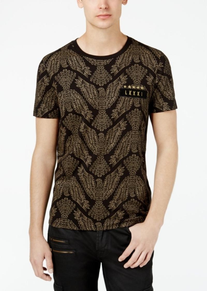 83326ebc GUESS Guess Men's Diplo Eagle-Print T-Shirt | T Shirts