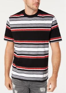 Guess Men's Duo Striped T-Shirt