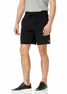 GUESS Men's Eco Roy Fleece Shorts