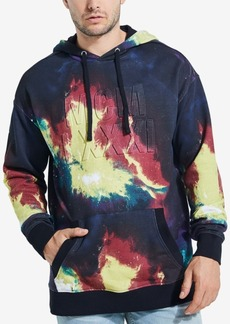 Guess Men's Finch Printed Hoodie