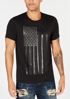 Guess Men's Flag Graphic T-Shirt