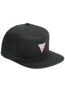 Guess Men's Flat Brim Logo Cap