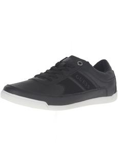 GUESS Men's Gm-jahim Fashion Sneaker Black  M US