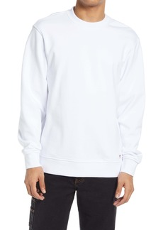GUESS Men's Go Kit Crewneck Sweatshirt