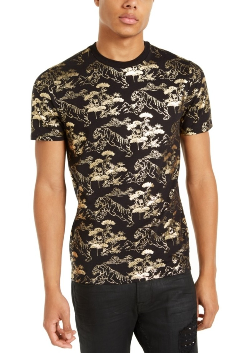 Guess Men's Golden Tigers T-Shirt