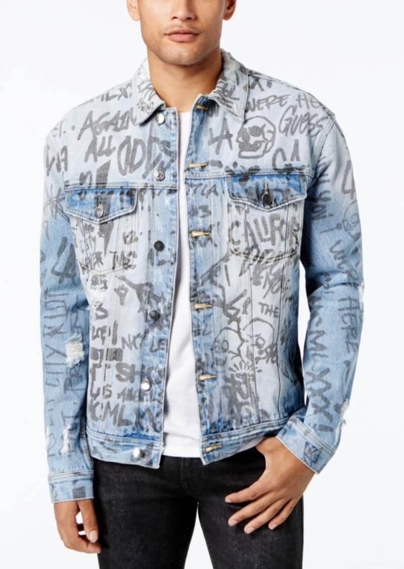 Jean Jackets For Mens