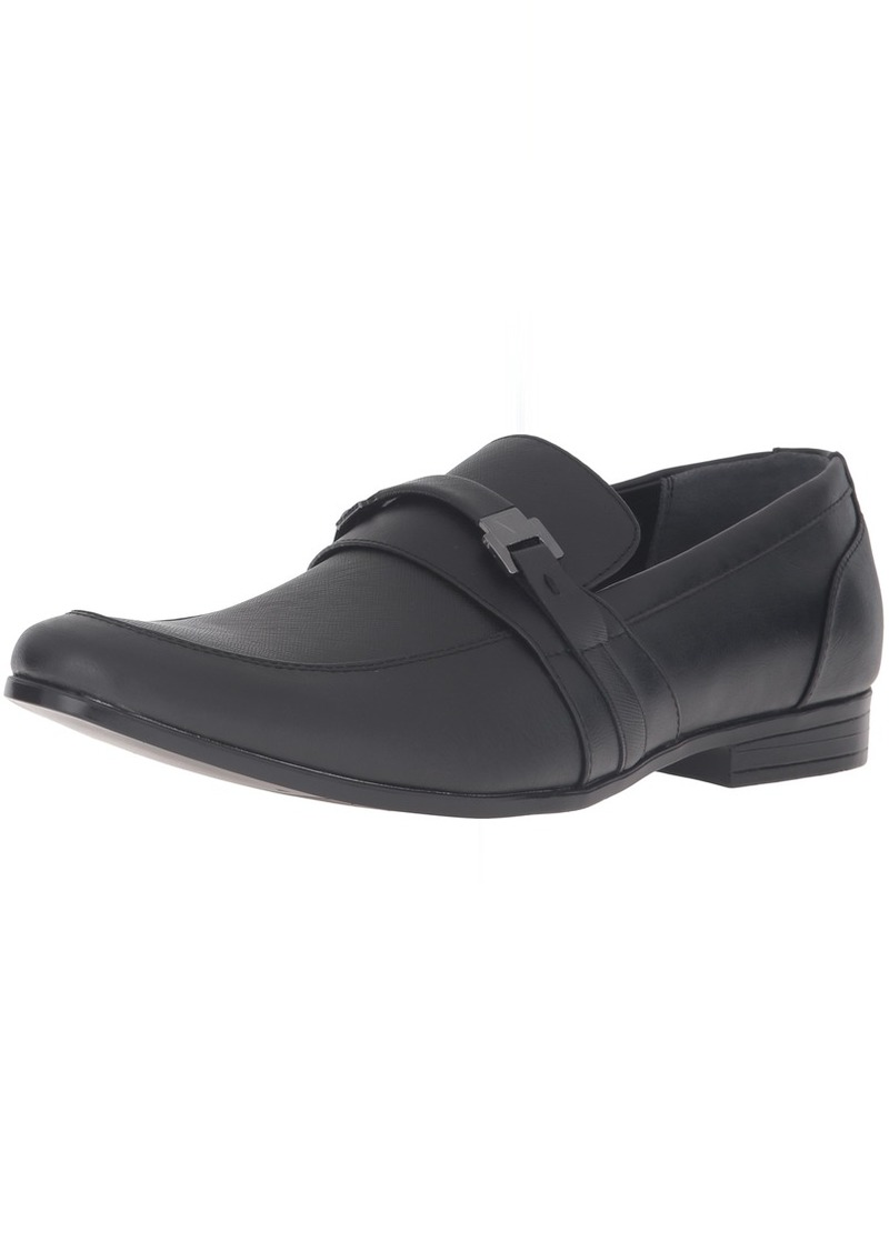 Guess Men's GREG2 Slip-On Loafer  9.5 Medium US