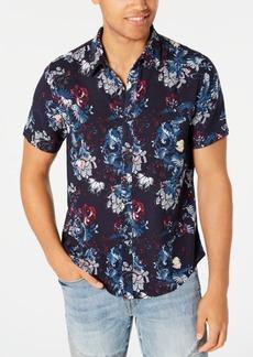 Guess Men's Guardian Floral Shirt
