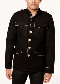 Guess Men's Harlan Melton Cadet Stretch Coat