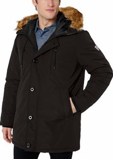 Guess Men's Heavy Weight Parka Jacket  Extra Extra Large
