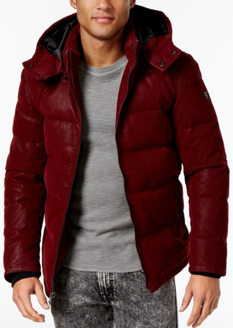 bbcf2b49c363 GUESS Guess Men s Heights Puffer Coat Now  106.99