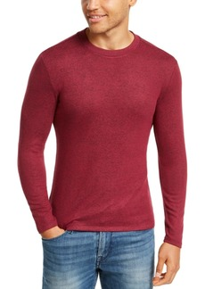 Guess Men's Holden Brushed Long-Sleeve T-Shirt