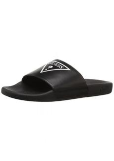 GUESS Men's ISSA Slide Sandal   M US