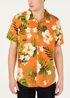 Guess Men's J Balvin Vibras Tropical Shirt