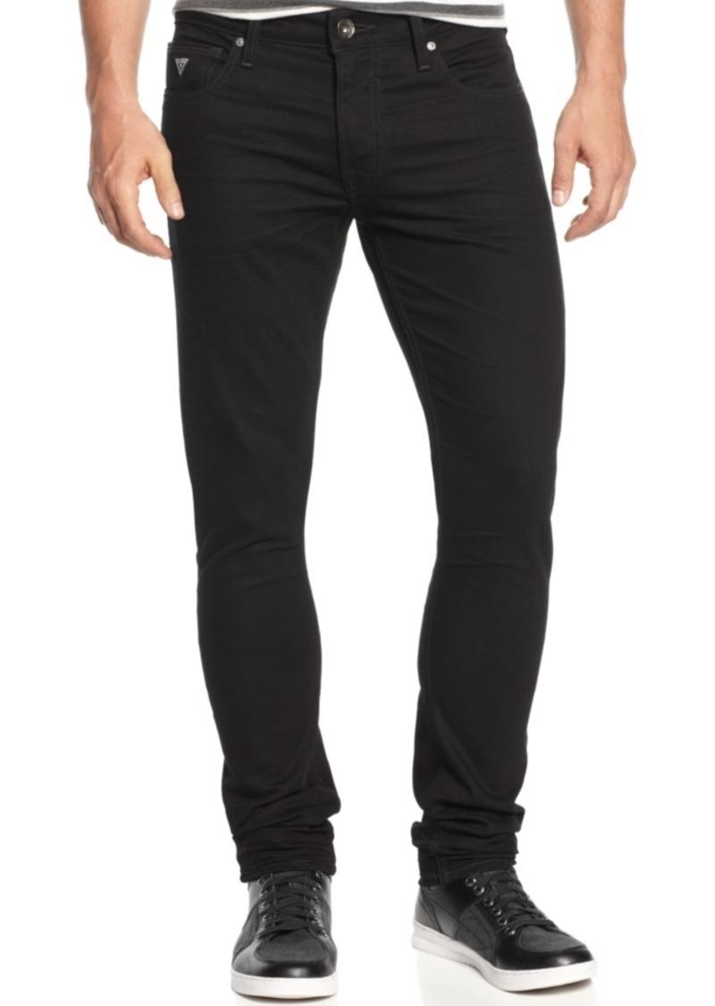 Guess Men's Jailbreak-Wash Skinny Fit Stretch Jeans