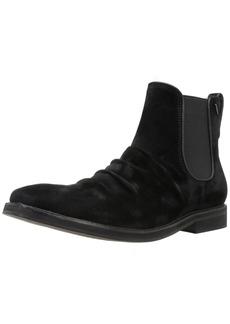 Guess Men's JARSON Chelsea Boot  9 Medium US