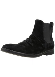 GUESS Men's JARSON Chelsea Boot   Medium US