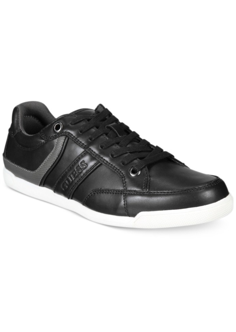 GUESS Guess Men's Jaystone Low-Top Sneakers Men's Shoes ...