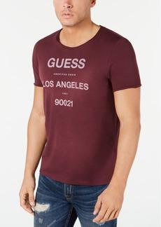 Guess Men's L.a. Logo T-Shirt