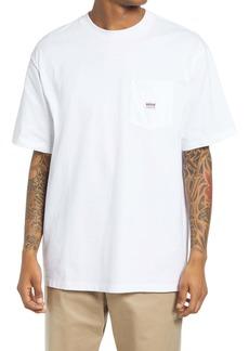 GUESS Men's Label Pocket T-Shirt