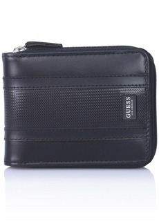 Guess Men's Leather Bifold Wallet