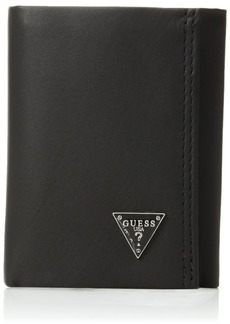 Guess  Men's  Leather Trifold Wallet