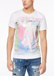 Guess Men's Life On The Edge Graphic-Print T-Shirt