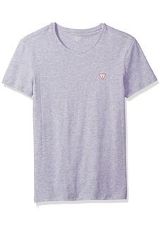 Guess Men's Logo Crew Neck T-Shirt
