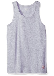 GUESS Men's Logo Tank Top