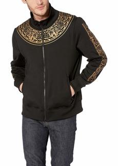 GUESS Men's Long Sleeve Golden Empire Jacket  a XL