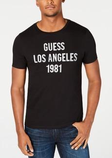 Guess Mens Los Angeles Graphic T-Shirt