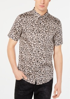 Guess Men's Luxe Paint Drop Shirt